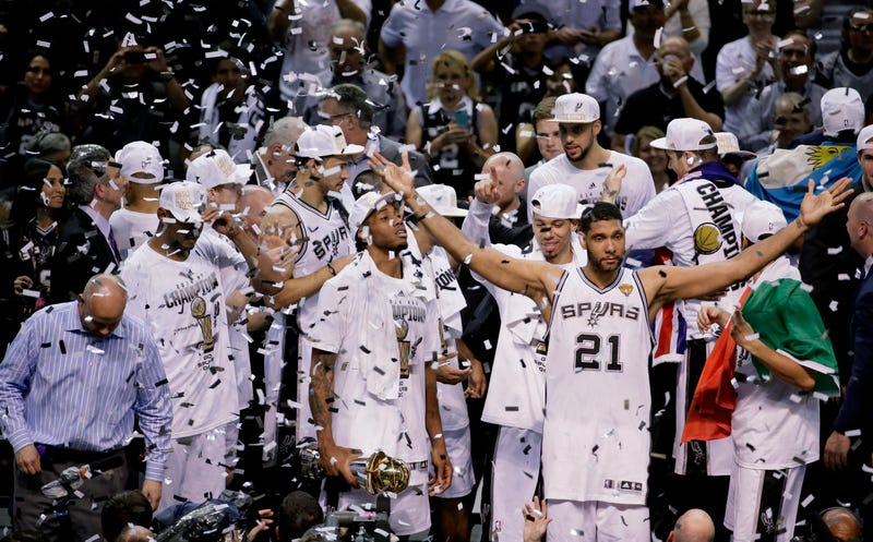 Illustration for article titled How The Spurs Rebuilt A Champion