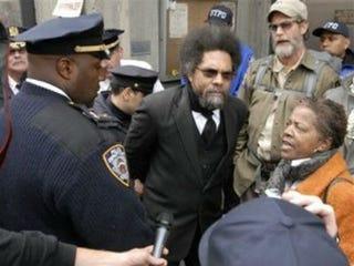 Cornel West (CBS News)