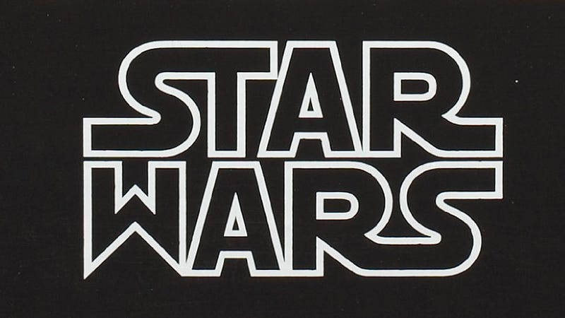 Anatomy Of A Logo Star Wars
