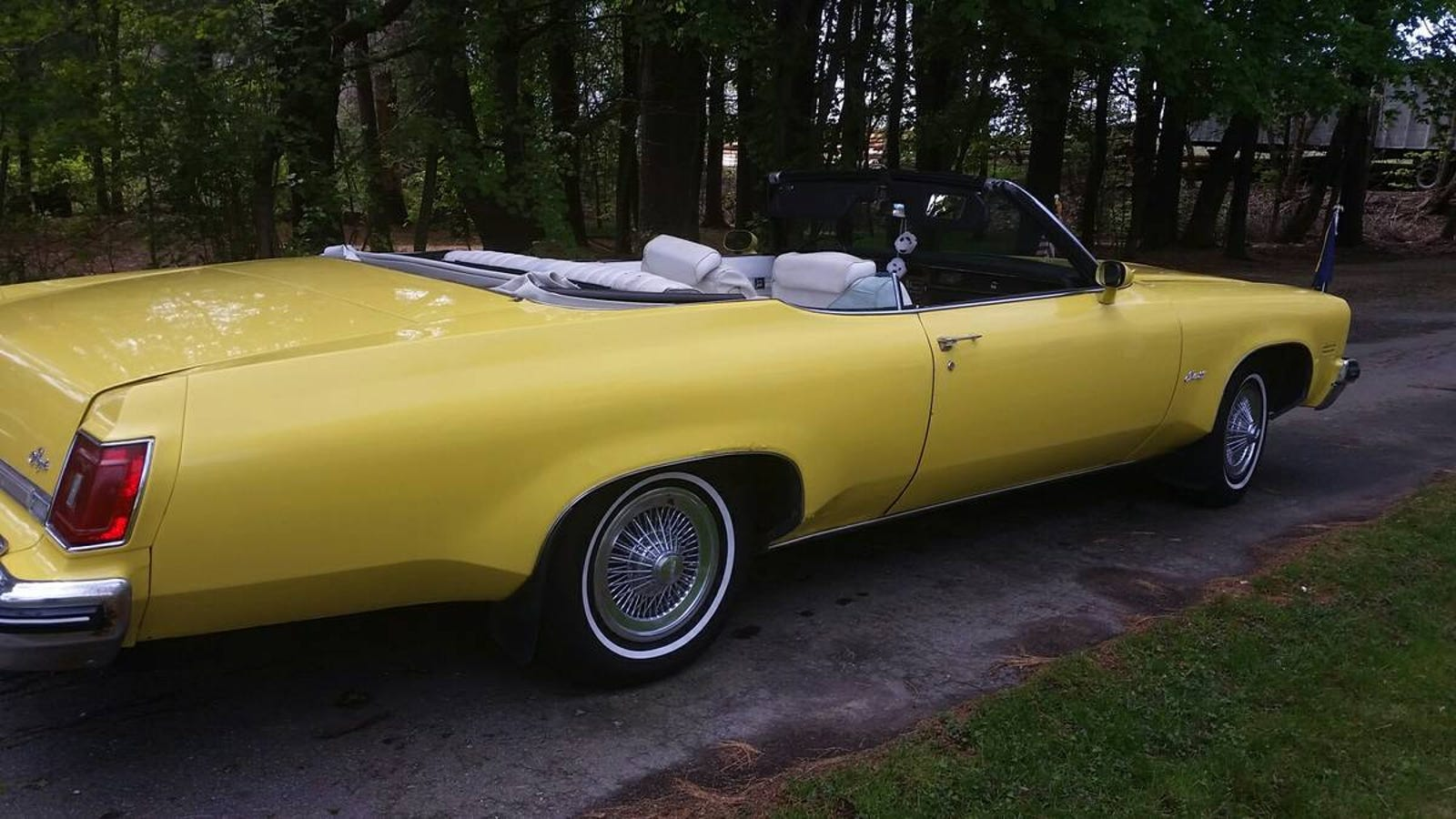 Olds 88 convertible craigslist