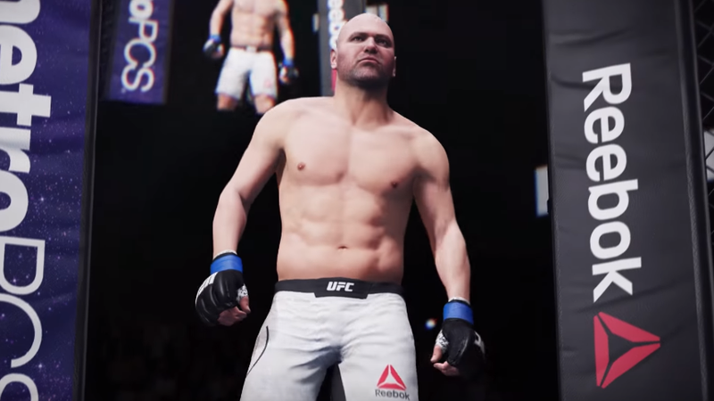 EA Puts Dana White In UFC 3, Makes Him Inexplicably Powerful