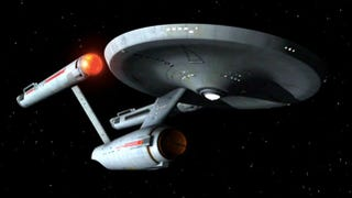 Illustration for article titled Engineer thinks we could build a real Starship Enterprise in 20 years