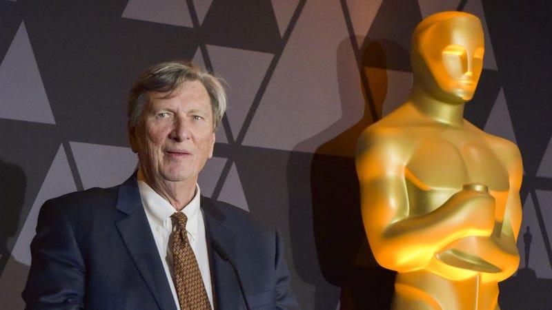 Illustration for article titled Film Academy dismisses harassment charge against president John Bailey