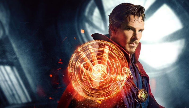 Illustration for article titled Doctor Strange Spoilerrific Megathread