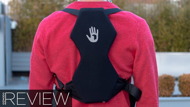 Illustration for article titled SubPac M1 Review: A Subwoofer You Wear Like a Backpack