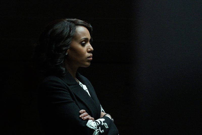 Who runs the world? Olivia Pope (played by Kerry Washington in Scandal). (Richard Cartwright/ABC)