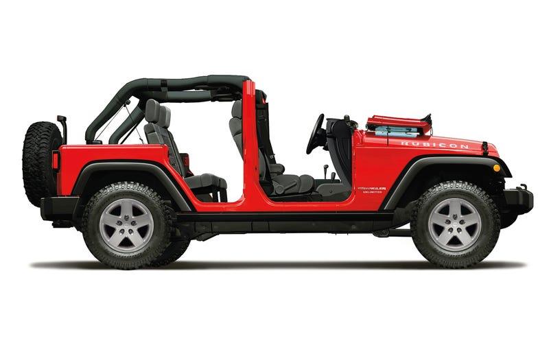 Illustration for article titled Jeeps