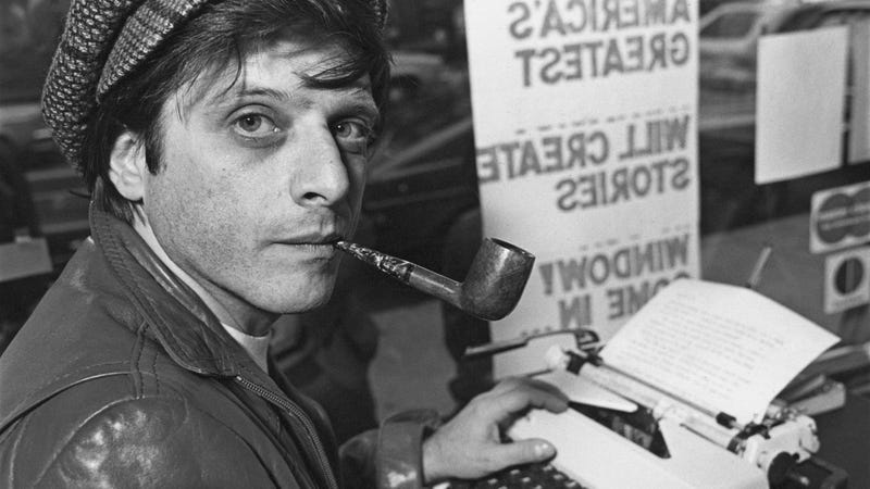 Illustration for article titled Harlan Ellison was TV's rejected son—and its harshest, most hopeful critic