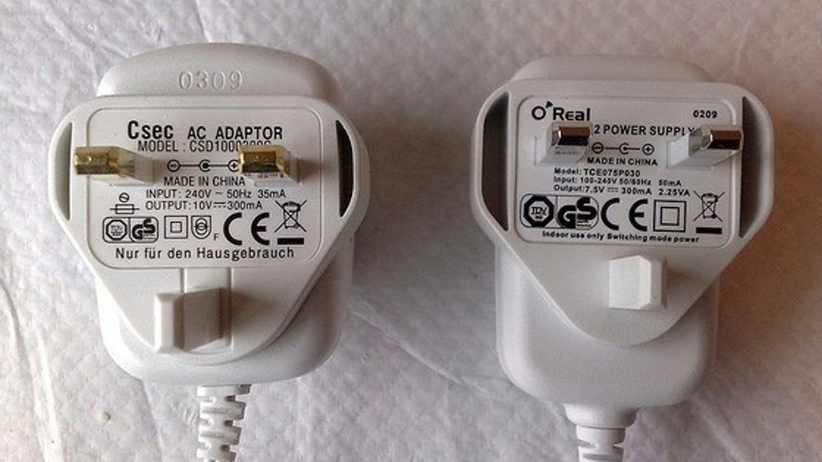 Does It Matter Which Charger I Use Picture The Power Jack Receiving End Plugs In To Our Adapter