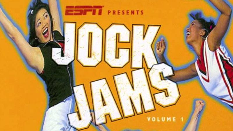 "Illustration for article titled ""The Jock Jam"" megamix inadvertently plays out ESPN's inner tensions"