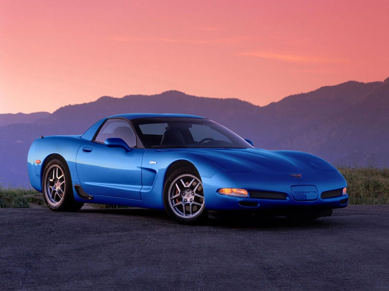 Illustration for article titled I can't believe no one suggested the C5 Corvette as timeless