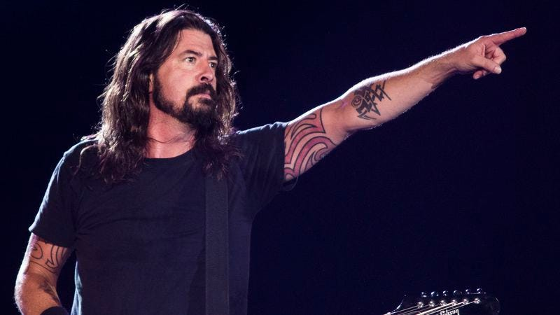 Illustration for article titled Foo Fighters end 19-month hiatus with new U.S. tour date