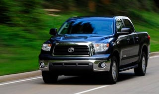 Illustration for article titled 2008 Toyota Tundra: First Drive