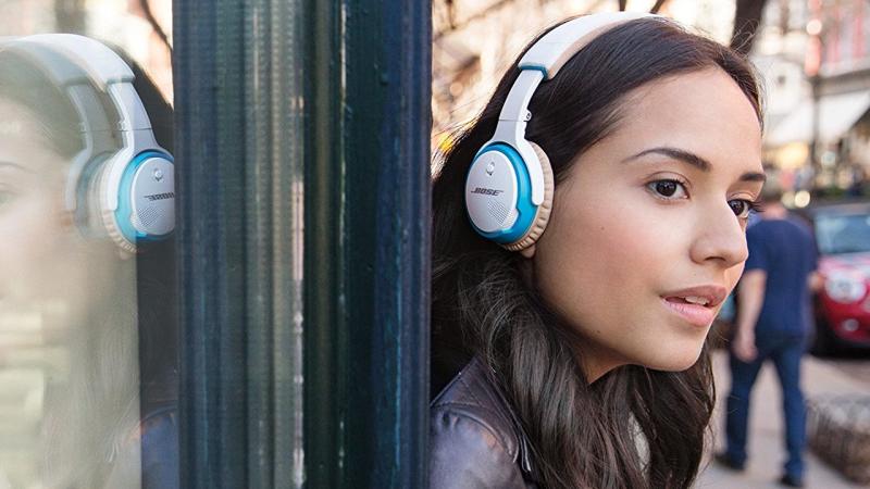 Auriculares Bose SoundLink Bluetooth, $125