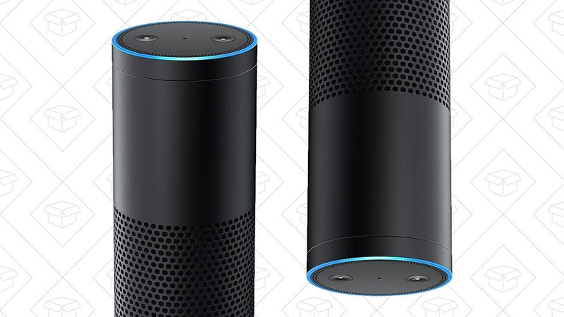 2x Amazon Echoes, $160 with code ECHO2PACK | Single Echoes Available For $130
