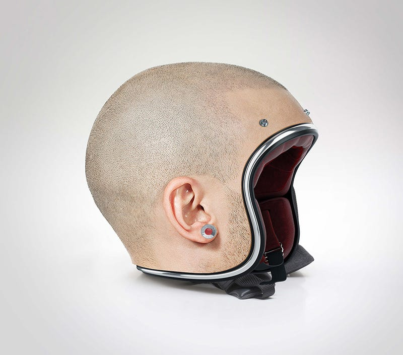 Illustration for article titled Anyone shopping for a new helmet?