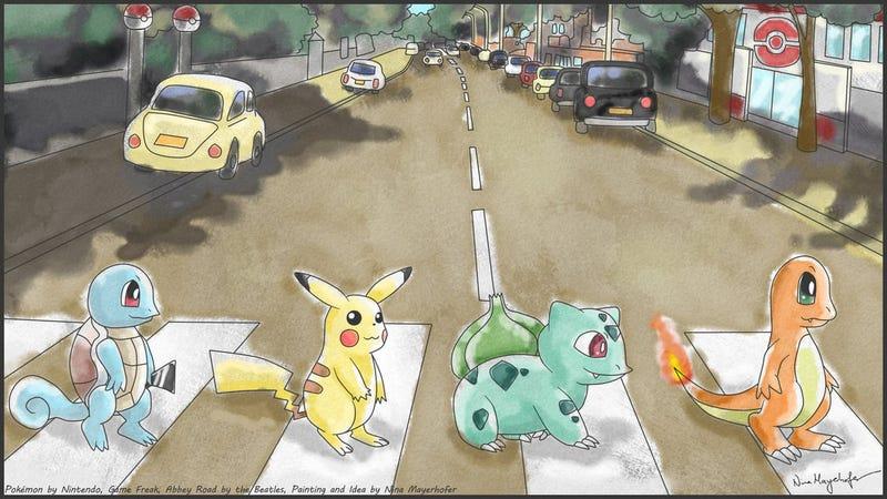 Illustration for article titled Pokemon CAH!