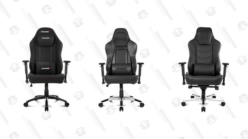 Massdrop and AKRacing Teamed Up To Sell You a Better, Cheaper Chair