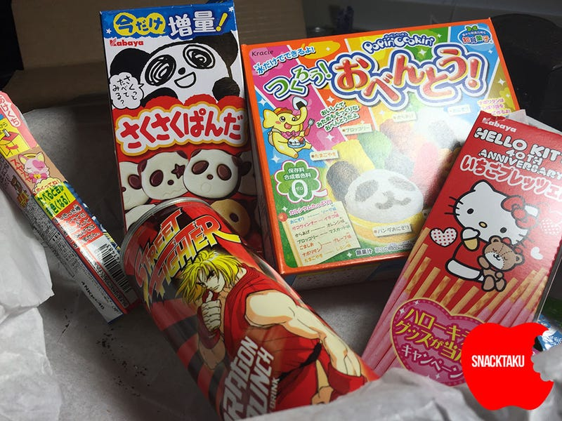 japan crate monthly snack delivery service the snacktaku review