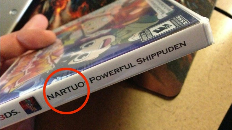 """Illustration for article titled You Had One Job, and You Screwed Up """"Naruto"""""""