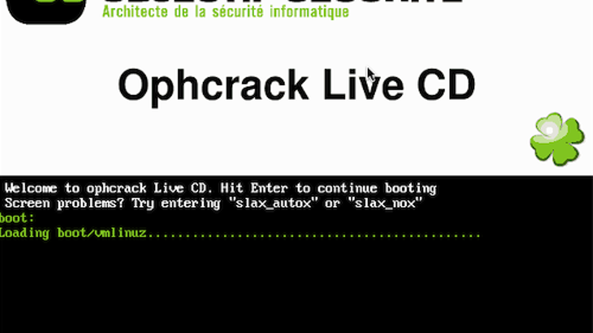 what is ophcrack tools