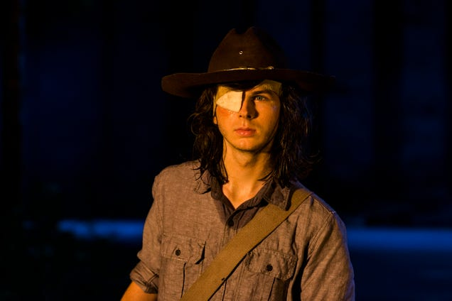 Let's Talk About Tonight's Walking Dead Finale, Shall we?