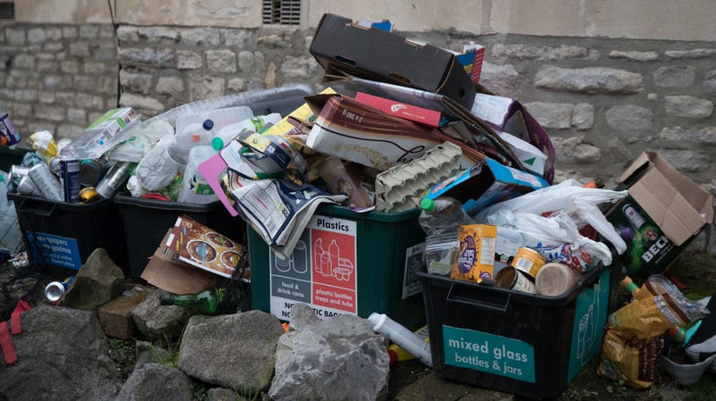 Stop Pretending Your Trash Is Recyclable