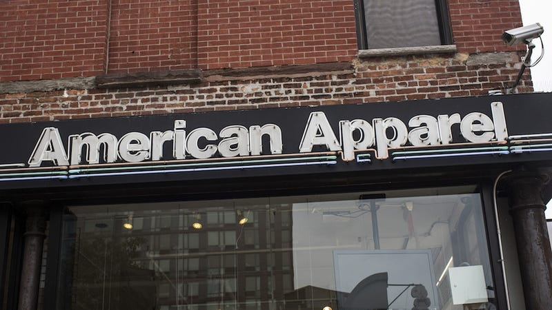Illustration for article titled The United Kingdom Just Banned a Sleazy American Apparel Ad
