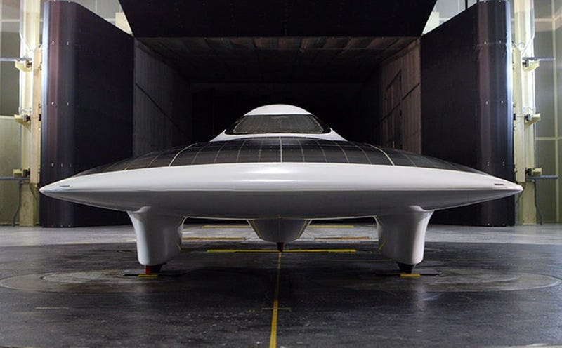 Illustration for article titled Speedy MIT Solar Race Car Is One Part Cylon Raider, One Part Flight of the Navigator