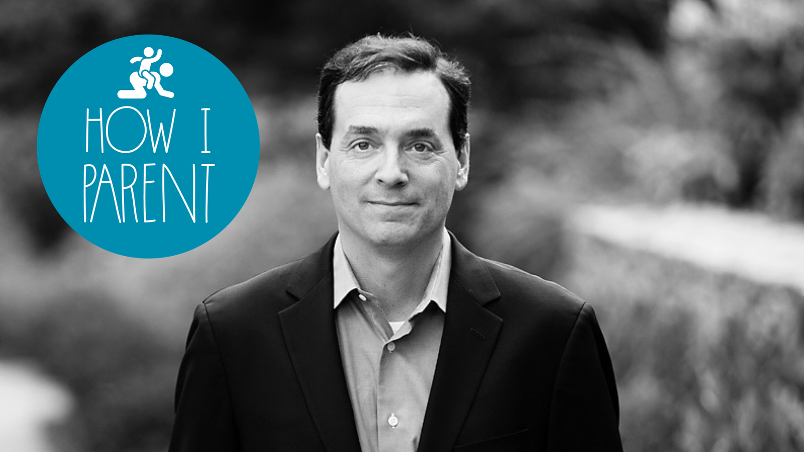 I'm Author Daniel Pink, and This Is How I Parent