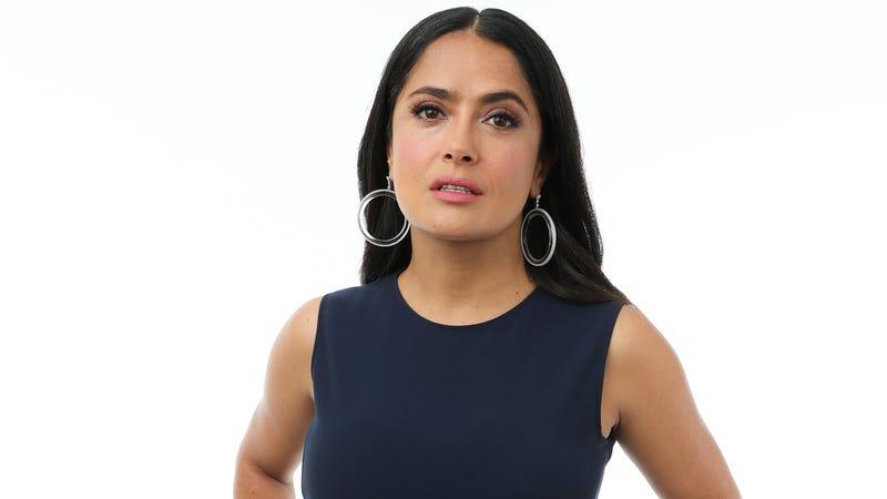 Salma Hayek details harassment by Harvey Weinstein on 'Frida'