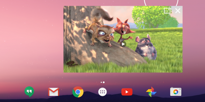 Illustration for article titled VLC for Android Gets Picture-in-Picture Support, Video Playlists, and More