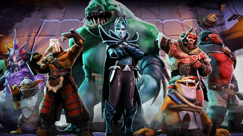 Valve's New Auto Chess Game Is Already Way More Popular Than Artifact Ever Was
