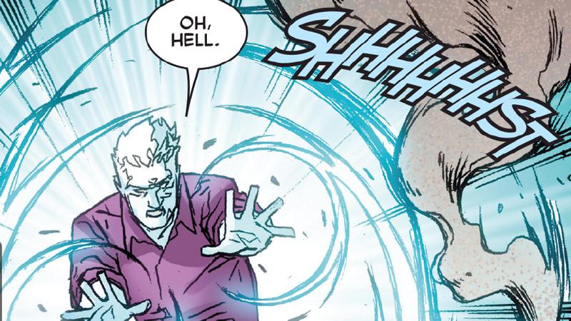 Image: Marvel Comics.