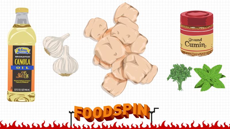 Illustration for article titled Let's Make Delicious Falafel, Or Else!