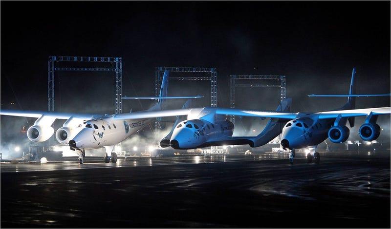 Illustration for article titled Pese al accidente, Virgin Galactic construirá una nueva SpaceShipTwo