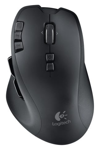 Illustration for article titled Logitech G700 Gaming Mouse Has 13 Buttons for People Still Addicted to WoW