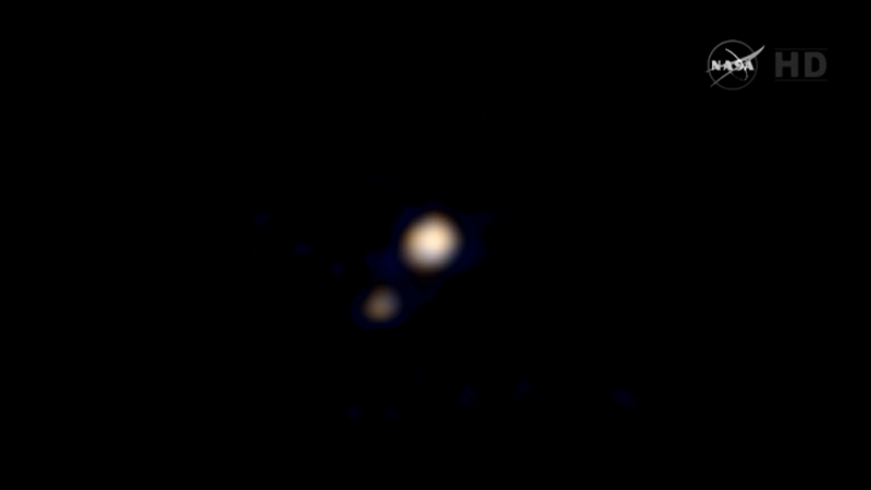 Kerberos Moon Of Plluto: New Horizons' First Color Photo Of Pluto Is One Awe