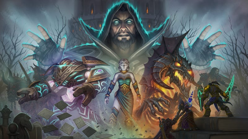 Illustration for article titled World Of Warcraft's Return To Karazhan Update Is Live