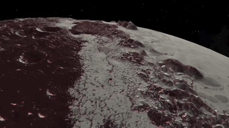 COLOMBIA: Las impresionantes imágenes de Plutón que reveló la Nasa