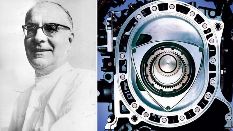 Ilration For Article Led The Inventor Of Rotary Engine Was A Nutjob