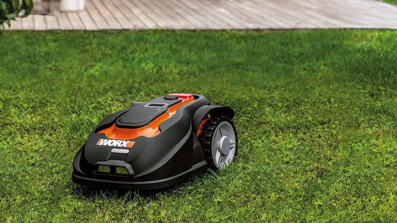 Worx Landroid Robotic Lawnmower | $880 | Amazon