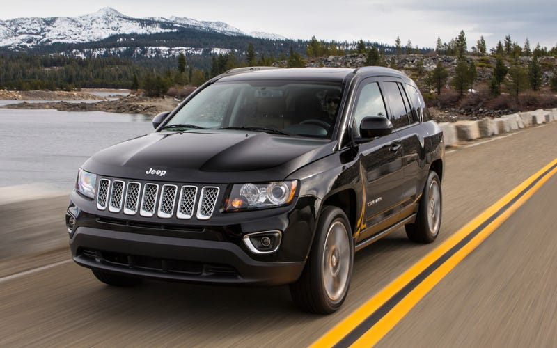Illustration for article titled Oppo Reviews: 2015 Jeep Compass