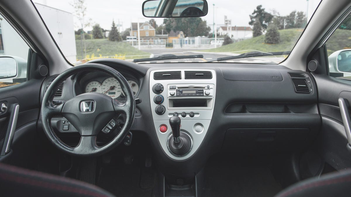 2002 honda civic hatchback si specs