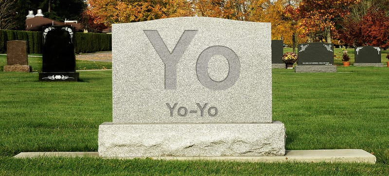 Illustration for article titled Yo Is Dead, Long Live Yo
