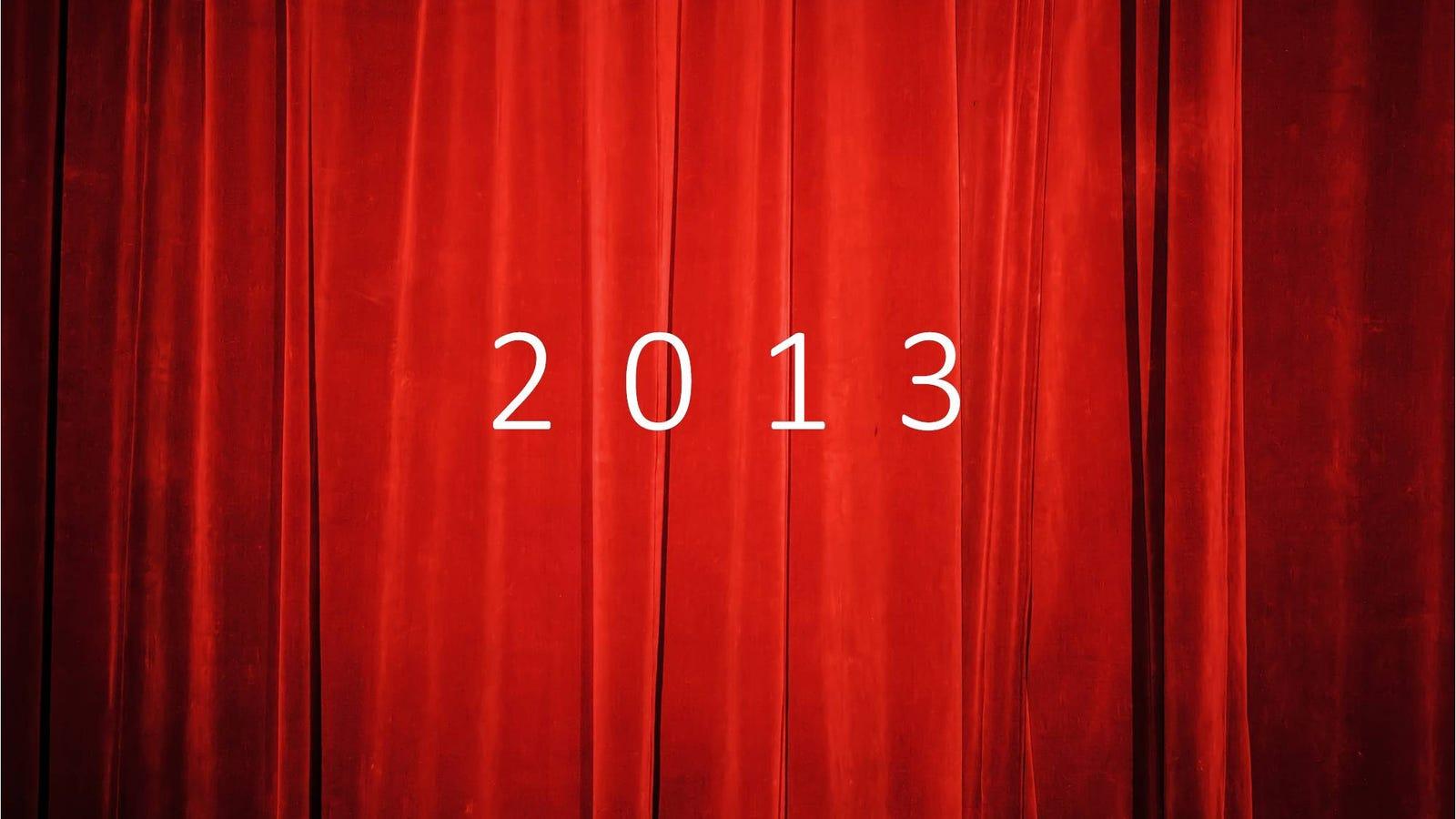 Nuestros artículos favoritos del 2013
