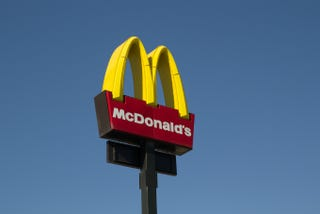 Illustration for article titled Live Hand Grenade Discovered Underneath McDonald's Parking Lot