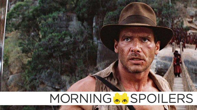 Indiana Jones 5 Set Pictures Tease New Looks and a New Setting