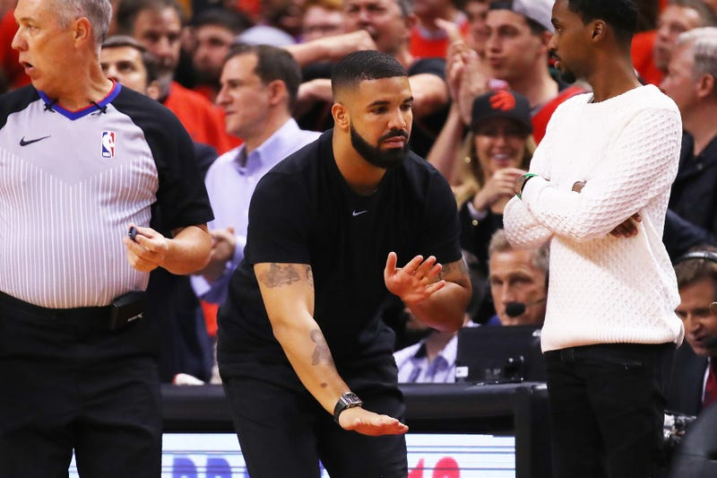 It's Time For A National Conversation About Drake's Horny Watch