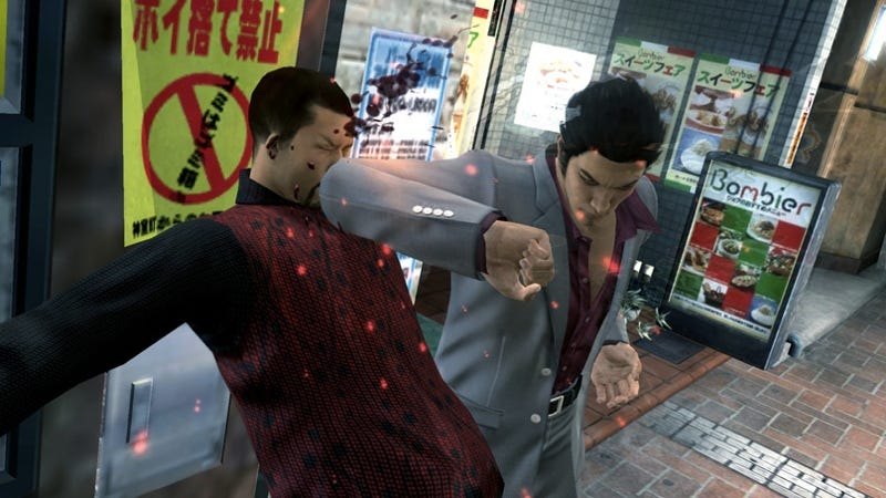 Illustration for article titled What Do A Tokyo Cop And A Lawyer Think Of Yakuza 3?